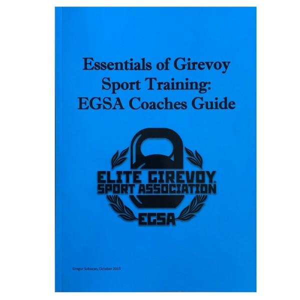 EGSA sport training guide