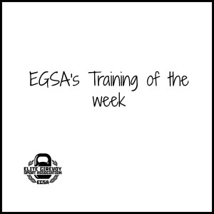training-of-the-week